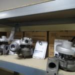 Zregenerowane turbosprężarki